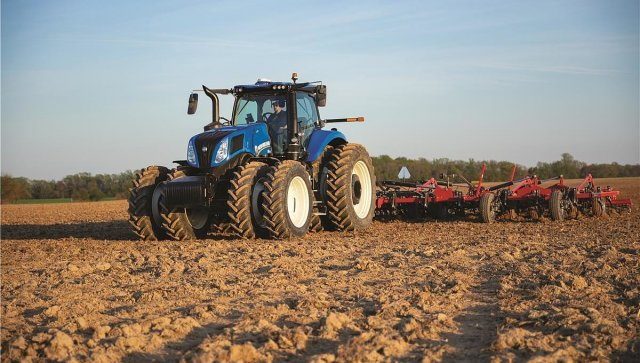 Dit is de nieuwe New Holland T8