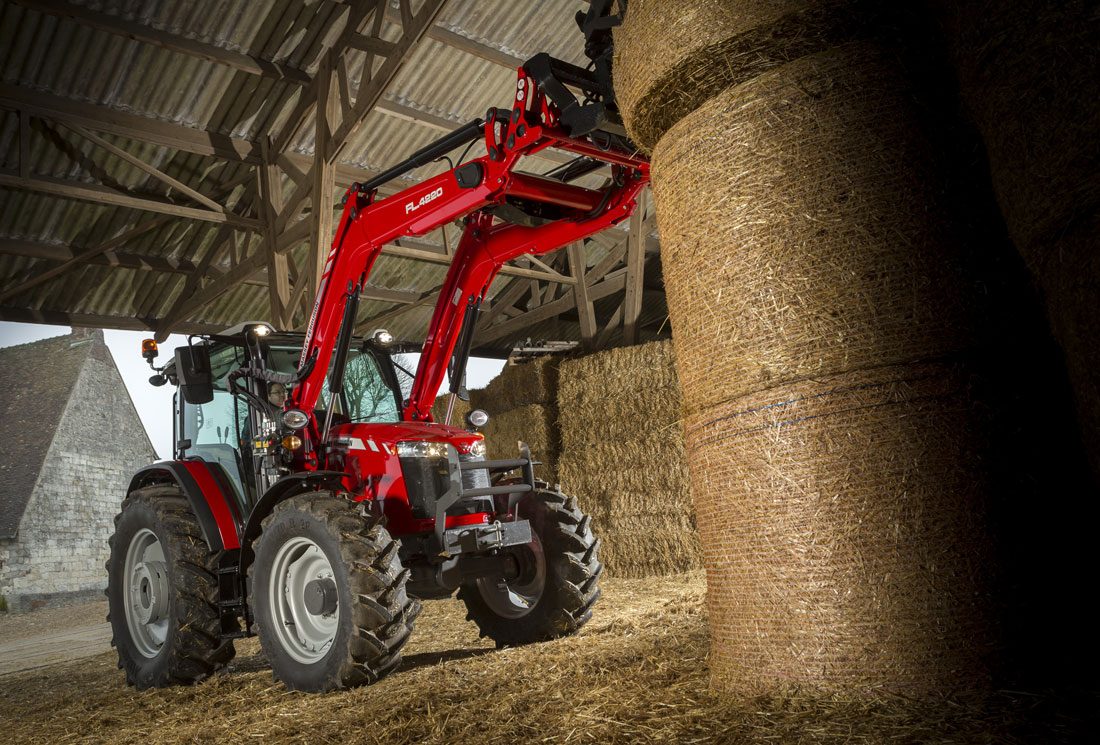 Dyna-4 voor viercilinders MF 5700 Global