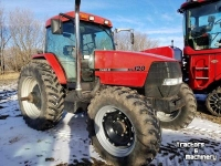 Traktoren Case-IH MX120 4WD SEMI POWER SHIFT TRACTORS MN USA
