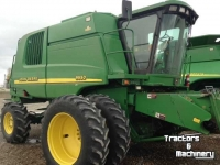 Maaidorser John Deere 9550 4WD WALKER LEVEL LAND COMBINE USA