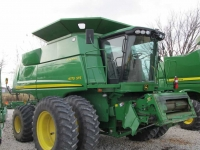 Maaidorser John Deere 9770 STS 2WD COMBINES FOR SALE USA