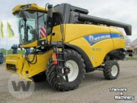 Maaidorser New Holland CX 6090 Combine Mähdrescher