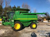 Maaidorser John Deere 9650 4WD CORN GRAIN HYDRO CM COMBINES FOR SALE CANADA