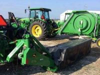 Maaier John Deere 275 9 FT ROTARY DISC MOWER IL USA