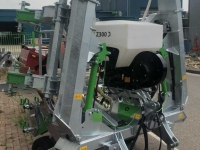 Zaaibed-combinatie Zocon Greenseeder 9 element met zaaibak