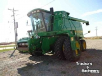 Maaidorser John Deere 9650 2WD COMBINE FOR SALE MN USA