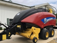 Persen New Holland BIG LARGE TANDEM BALER 330 CROPCUTTER