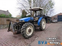 Traktoren New Holland TN65S 4wd Tractor Trekker