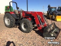 Traktoren Case IH FARMALL 85U MFWD LOADER TRACTOR CO USA