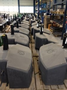 zuidberg 800 kg beton gewicht frontgewichten in 8316 gb marknesse nederland nieuwe demo. Black Bedroom Furniture Sets. Home Design Ideas