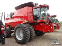 Maaidorser Case IH 7010 4WD LARGE WIRE CONCAVE COMBINES MN USA