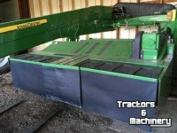 Maaier John Deere 830 ROTARY DISC MOWER CONDITIONER WY USA