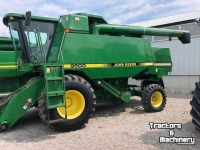 Maaidorser John Deere 9500 2WD 3 SPEED LEVEL LAND COMBINES ONTARIO
