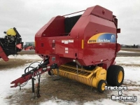 Persen New Holland BR7090 5X6 MESH WRAP ROUND BALERS MN USA