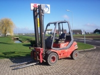 Heftruck Linde HD25 Heftruck