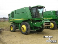 Maaidorser John Deere 9650 STS 2WD COMBINES FOR SALE WI USA